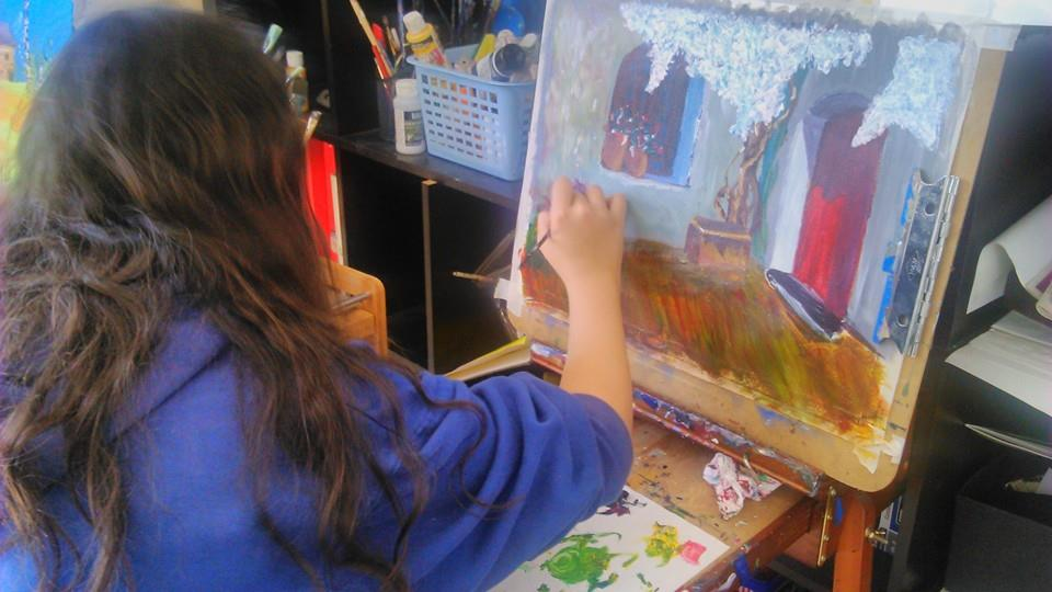 Private Art Lessons - Ziba Gallery